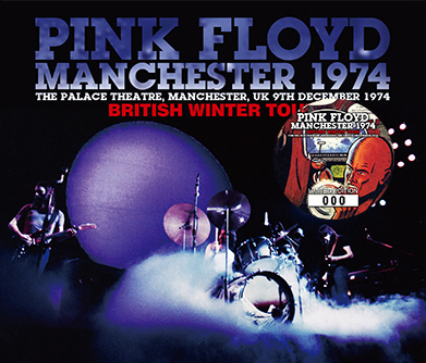 Pink Floyd – Manchester 1974