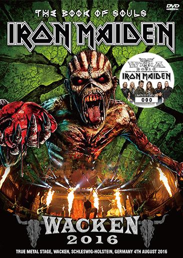 Iron Maiden – Wacken 2016 – Collectors Music Reviews
