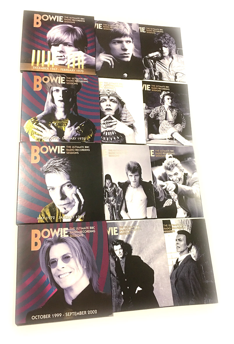 David Bowie - Ultimate BBC sleeves IMG_8766