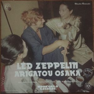 Led Zeppelin – Arigatou Osaka (Moonchild Records