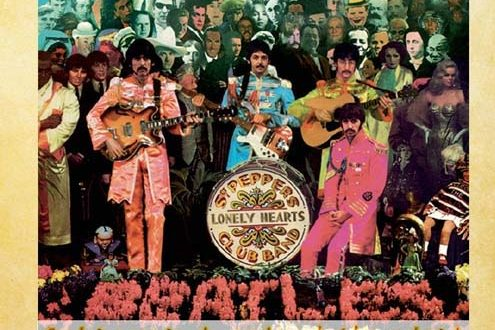 The Beatles – 1967 Sgt  Peppers Commemorative (TMOQ Gazette