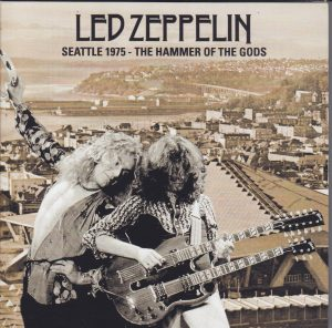 Led Zeppelin – Seattle 1975 – The Hammer Of The Gods (Eat A Peach