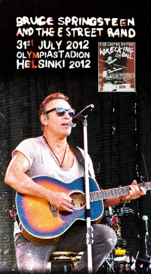Bruce Springsteen Helsinki